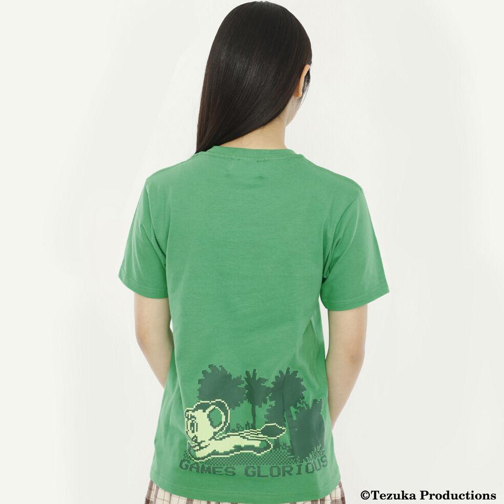 ジャングル大帝 GBモノグラム Tシャツ  / GAMES GLORIOUS