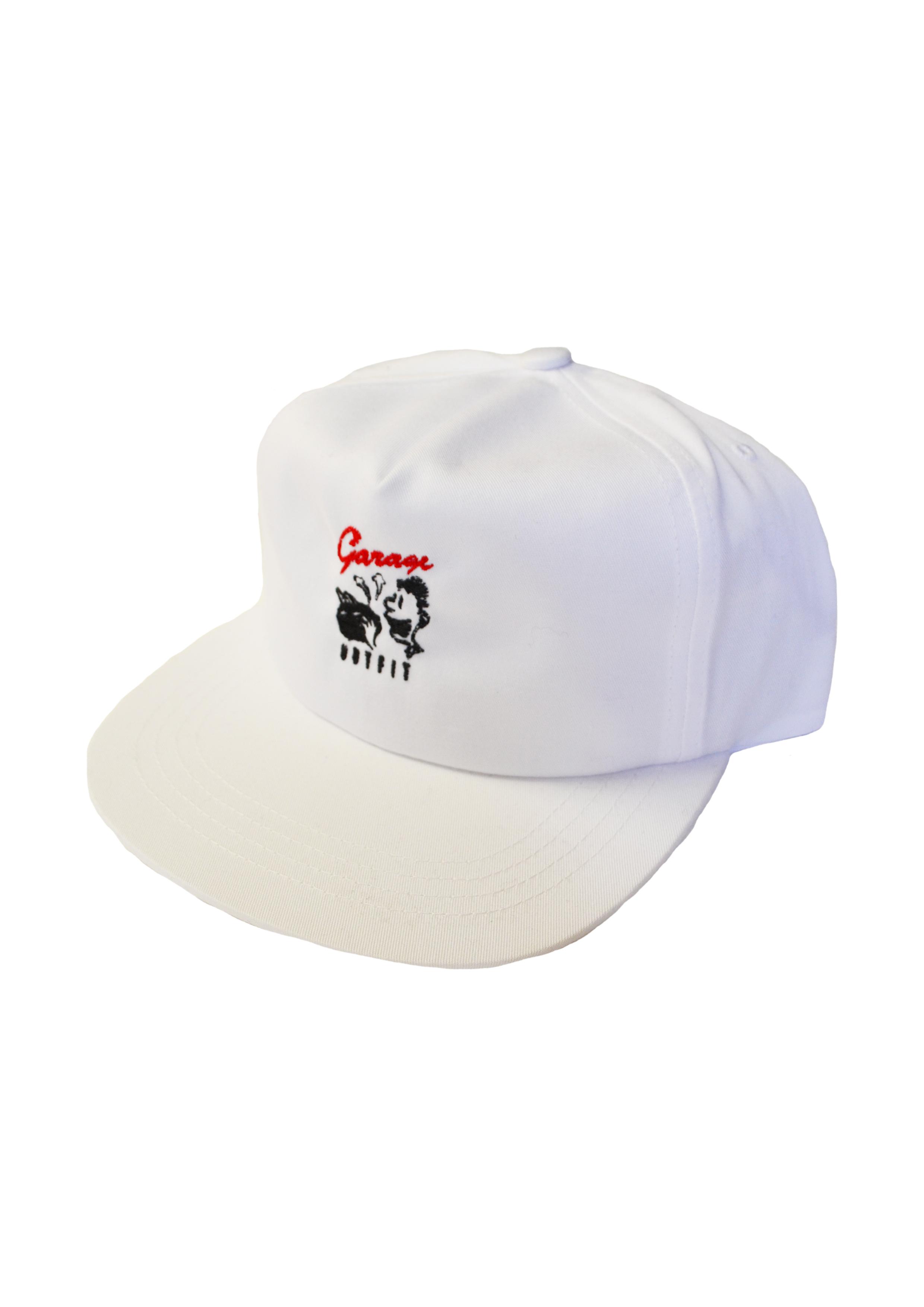 Delicious wheel  cap White