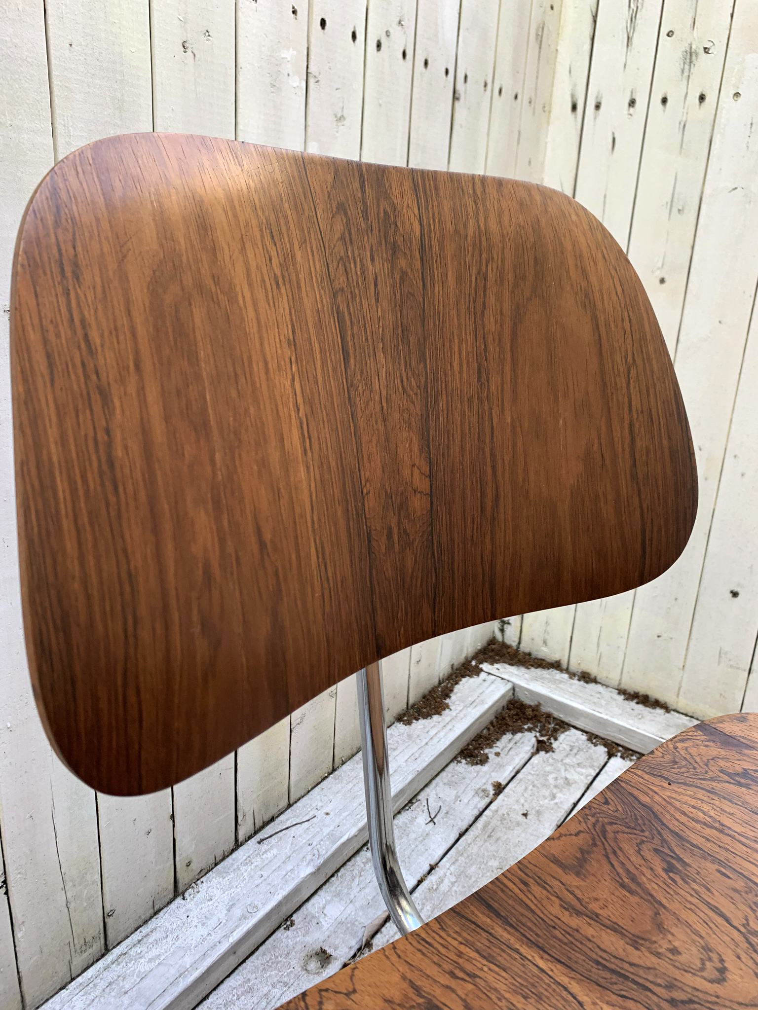 Charles & Ray Eames : DCM Rosewood 1960~1970's (ヴィンテージ)