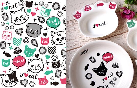 Jewelcat ジュエルキャット A3サイズ(ポーセリンアート用転写紙)
