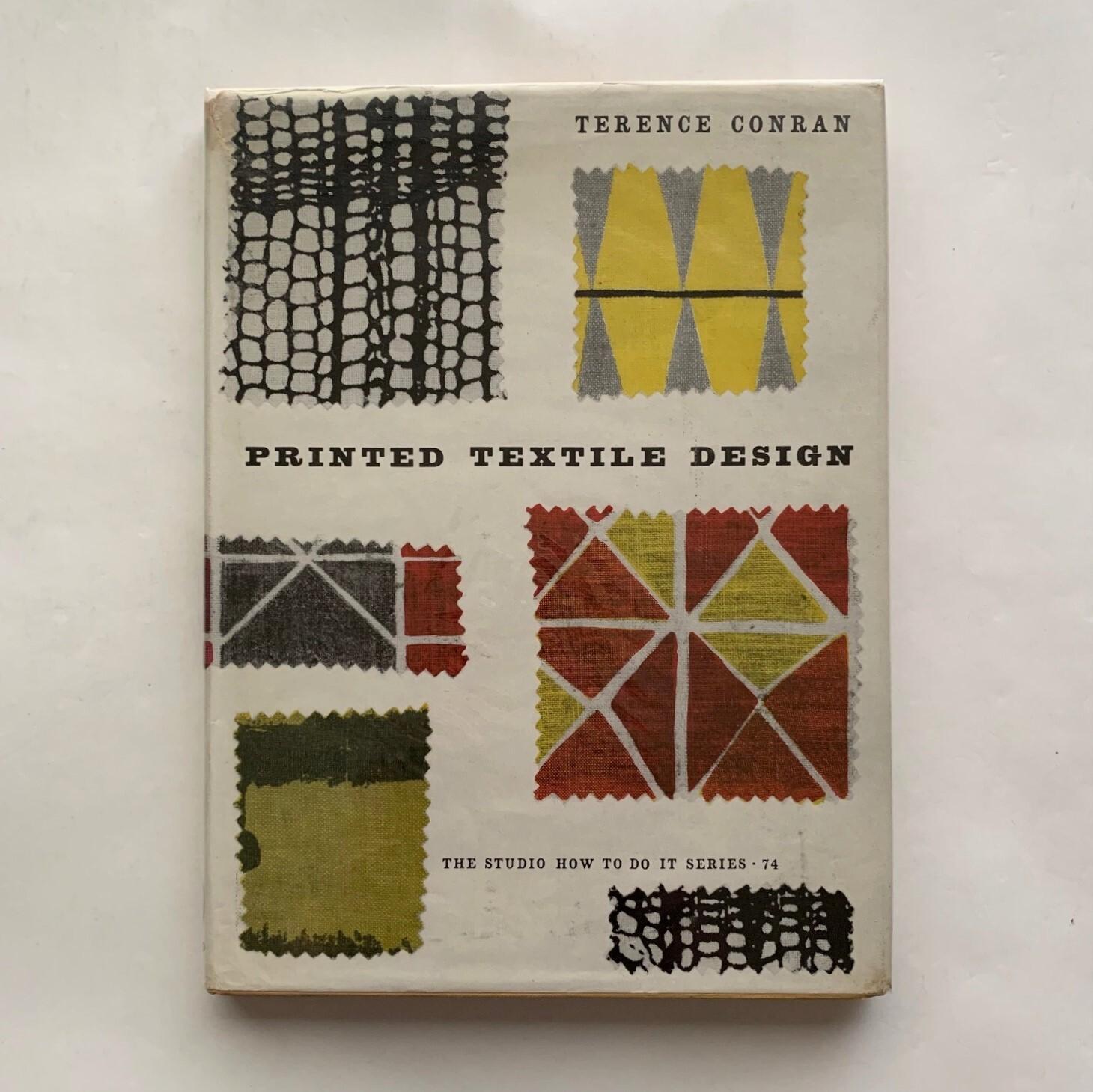 Printed Textile Design  / Terence Conran