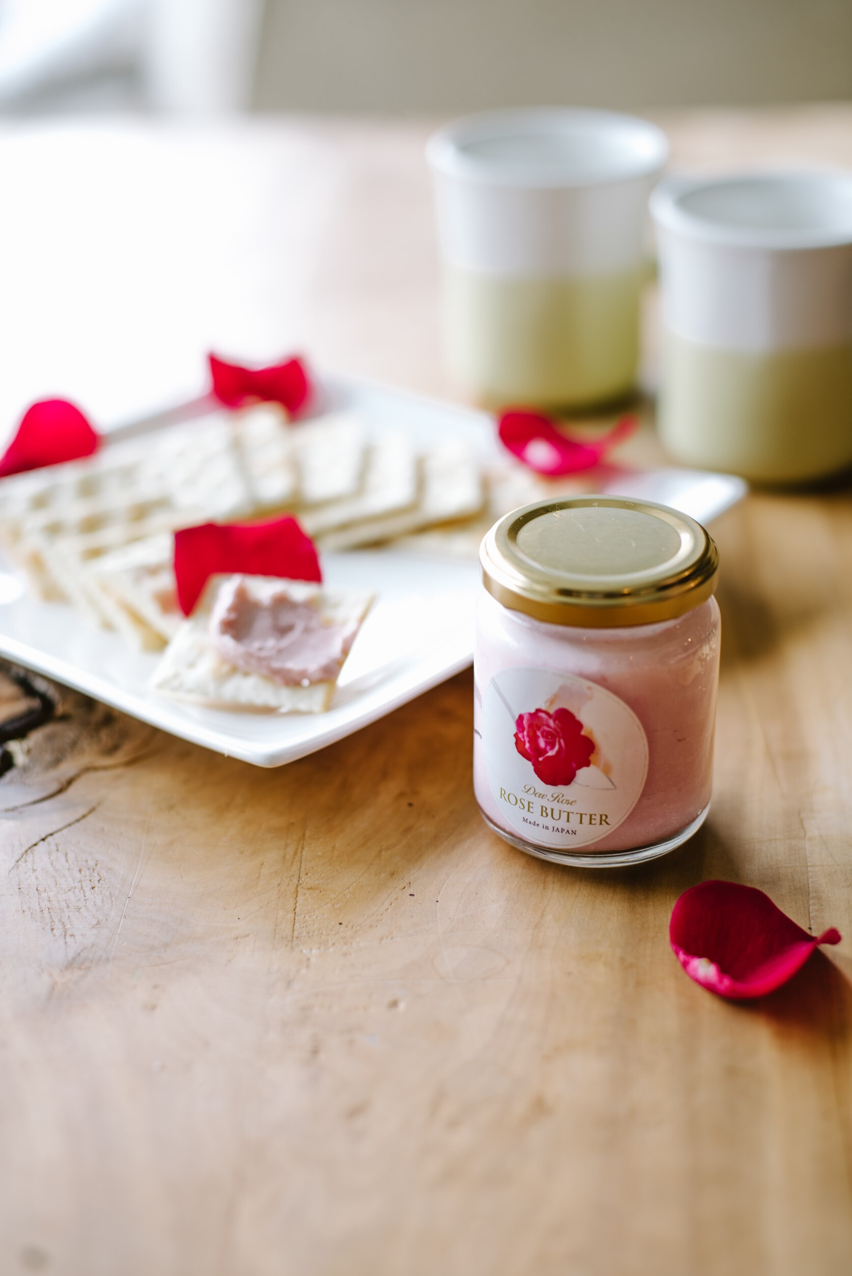 Dew Rose BUTTER -sweet- 100g