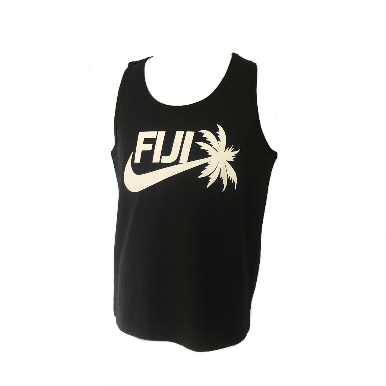 【YBC】Fiji 2019 Singlet Black × White