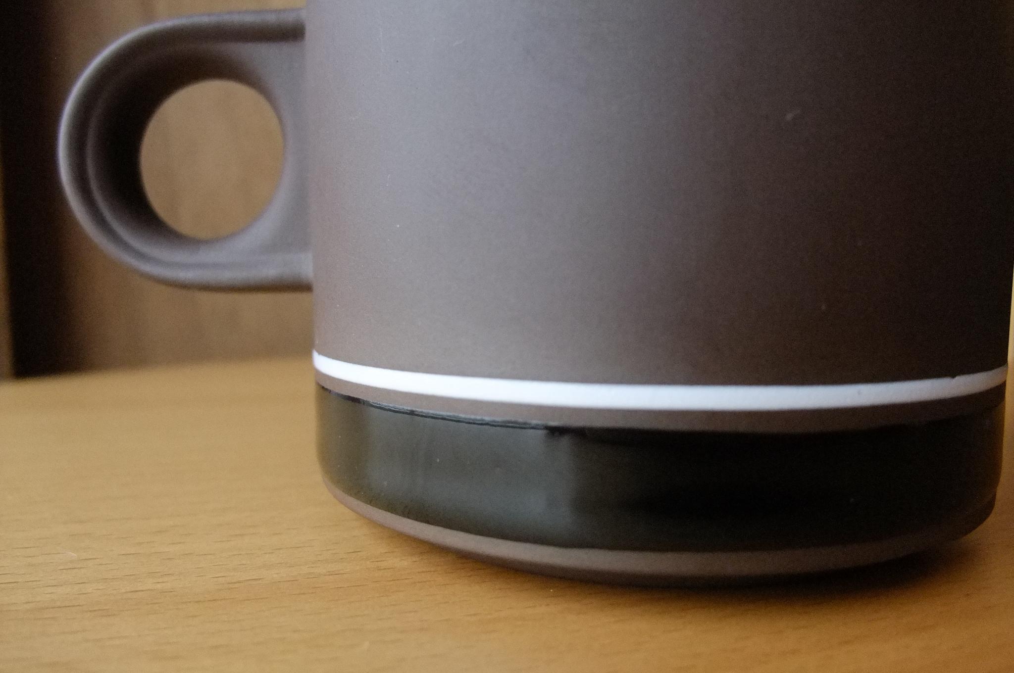 イギリス★ホーンジー★コントラストのマグカップ