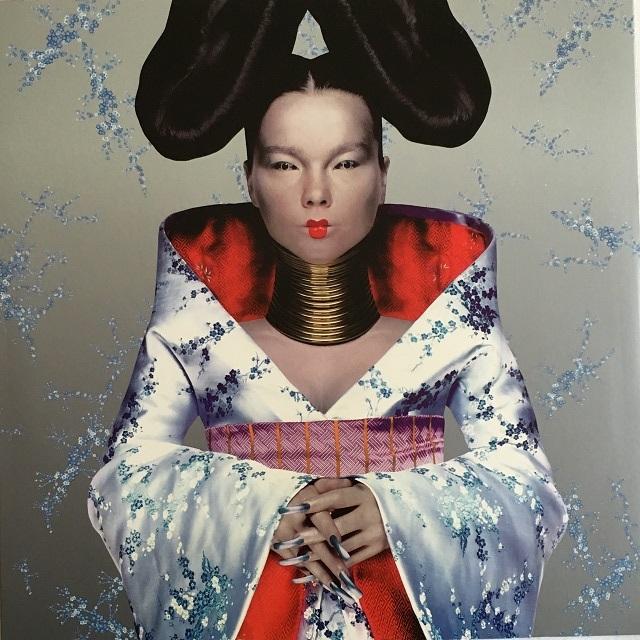 【LP・英盤】Björk / Homogenic