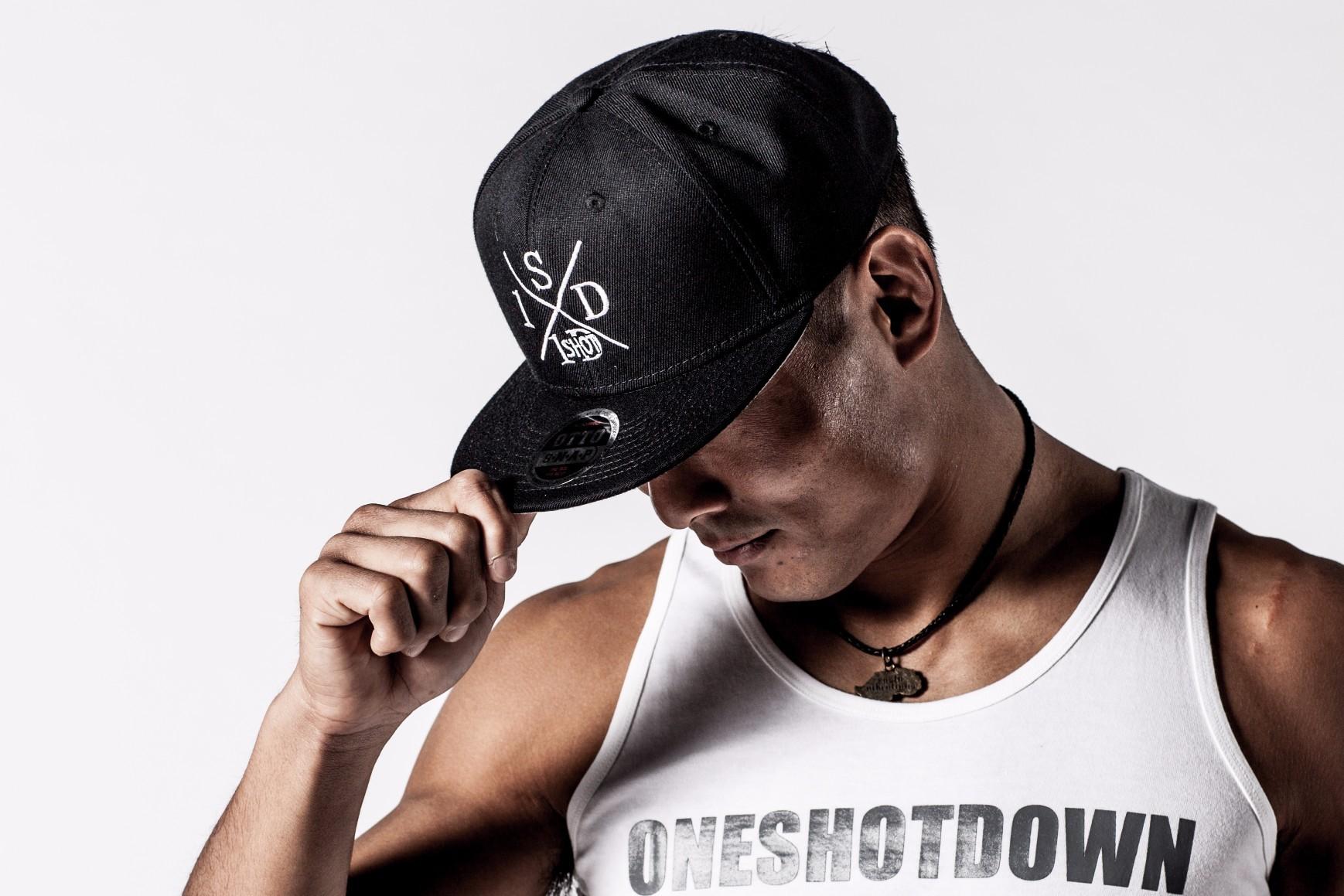 ONESHOTDOWN XデザインCAP - 画像1