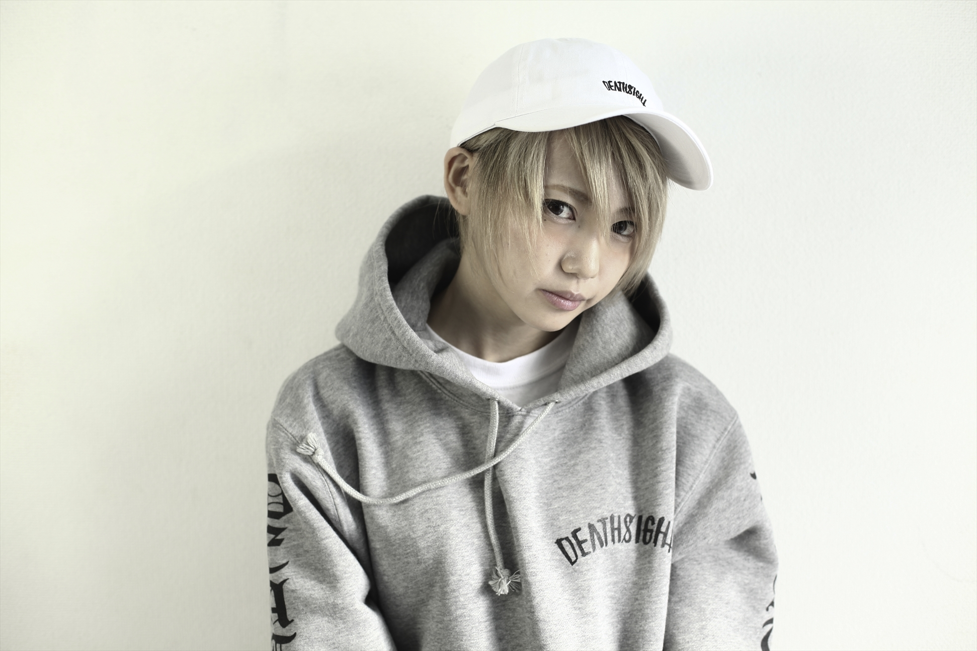 """deathsight""Low Cap / WHITE - 画像4"