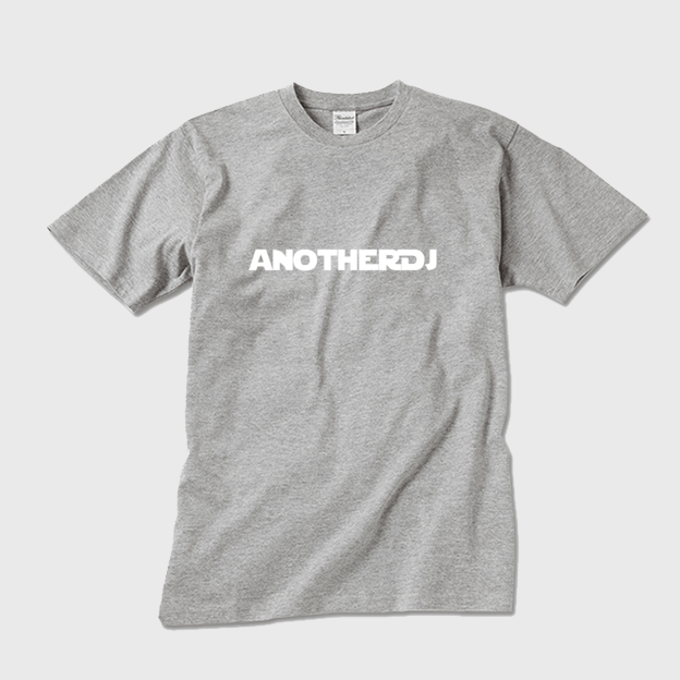 anotherDJ TシャツLサイズ グレー   - 画像1