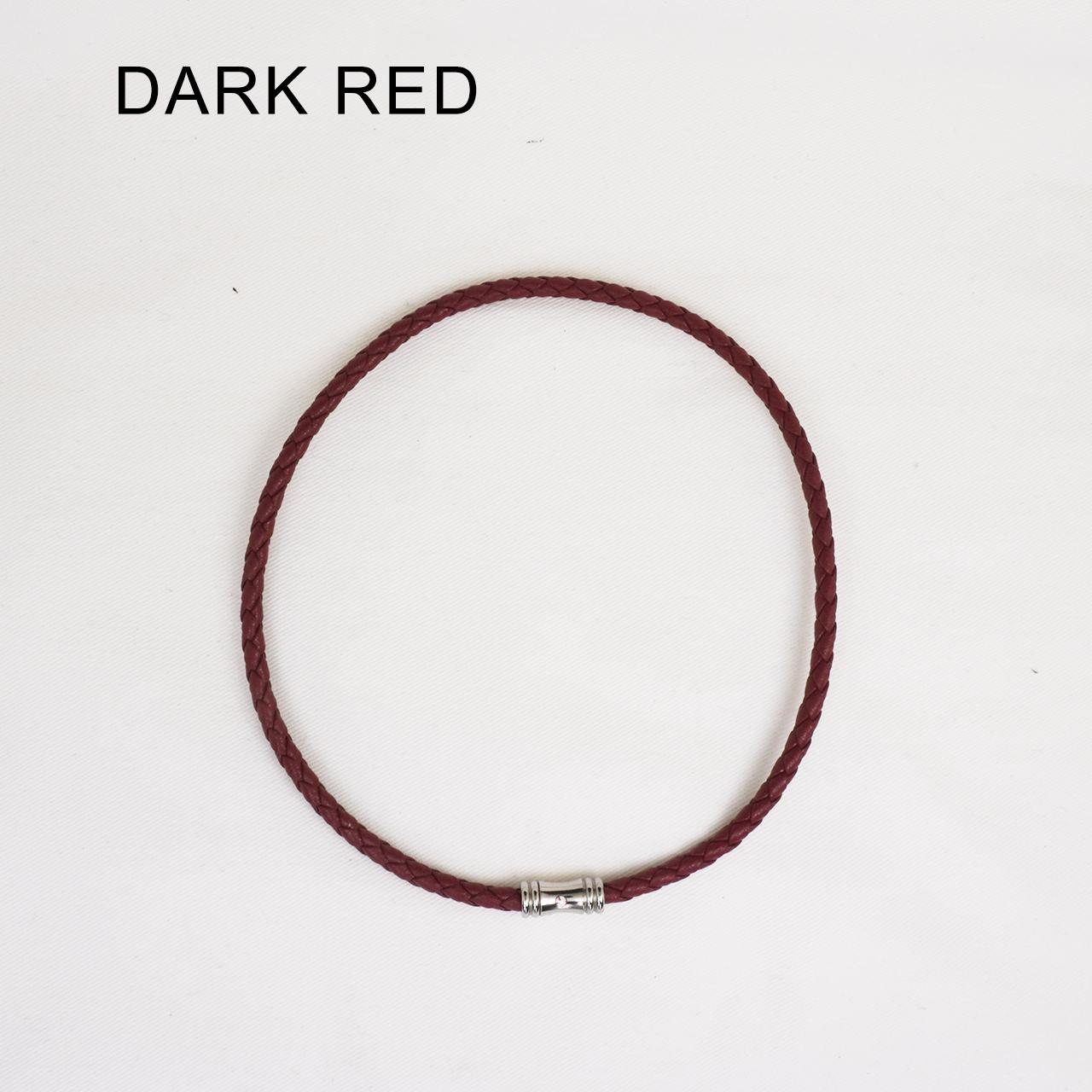 ONEMODE 機能性ネックレス SOA DARK RED