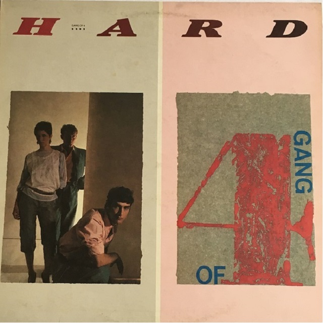 【LP・米盤】Gang Of Four / HARD