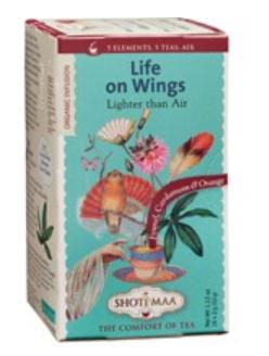 ファイブエレメントシリーズ 風[Life On Wings]