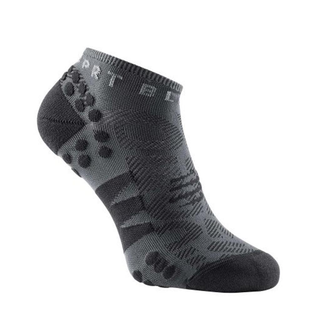 【NEW】COMPRESSPORT コンプレスポーツ Pro Racing Socks v3.0 Run Low - Black Edition 2020 プロ レーシング ソックス V3.0 ラン ロー ブラックエディション 2020 BLACK