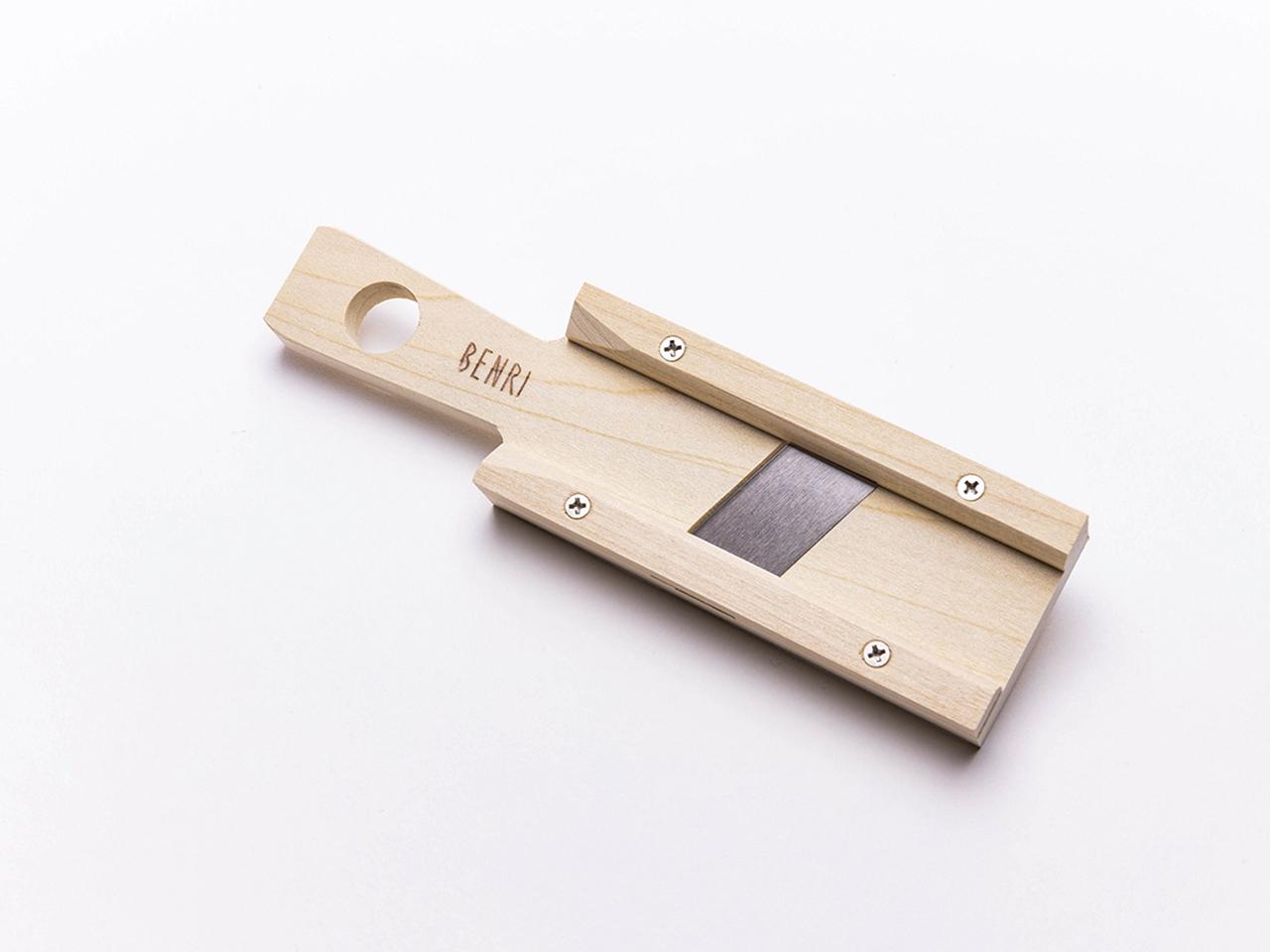 木製調理器 「ねぎスライス」 ポストIN発送対応商品