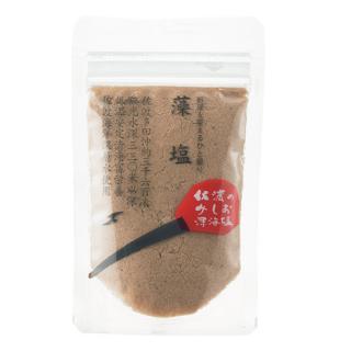 佐渡の深海塩 藻塩 70g