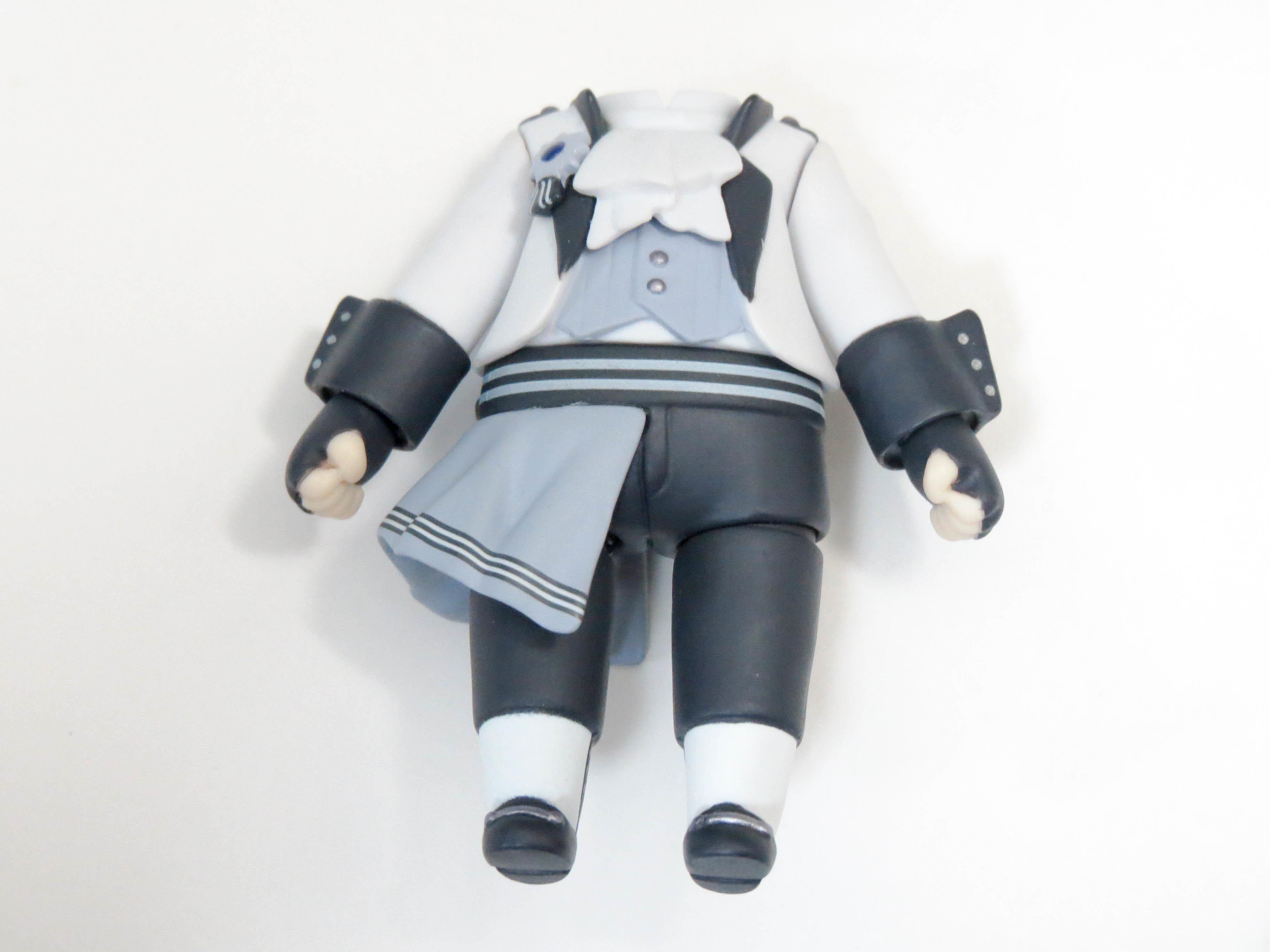 再入荷【967】 是国竜持 体パーツ ライブ衣装 ねんどろいど