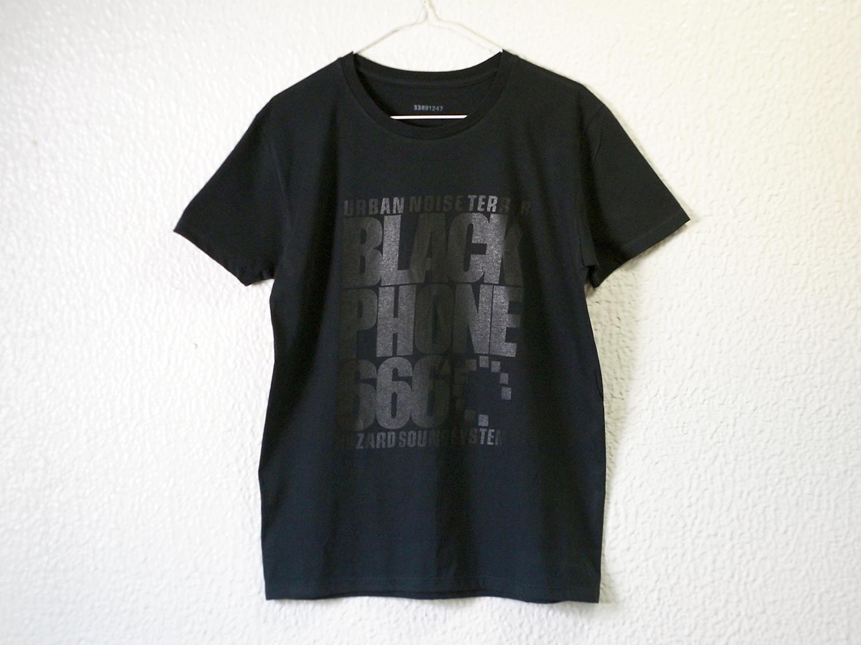 黒電話666 (BLACKPHONE666) - 001(Tshirt)