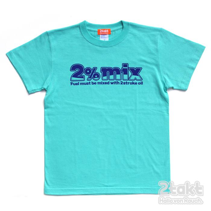 2takt T-shirts/2%mix