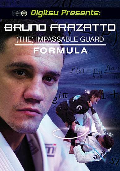 【Blu-ray】ブルーノ・フラザト - パスガード出来ないガード公式