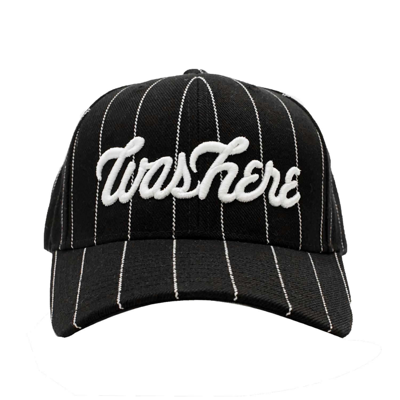WWWTYO WasHere BASEBALL CAP (BLACK)