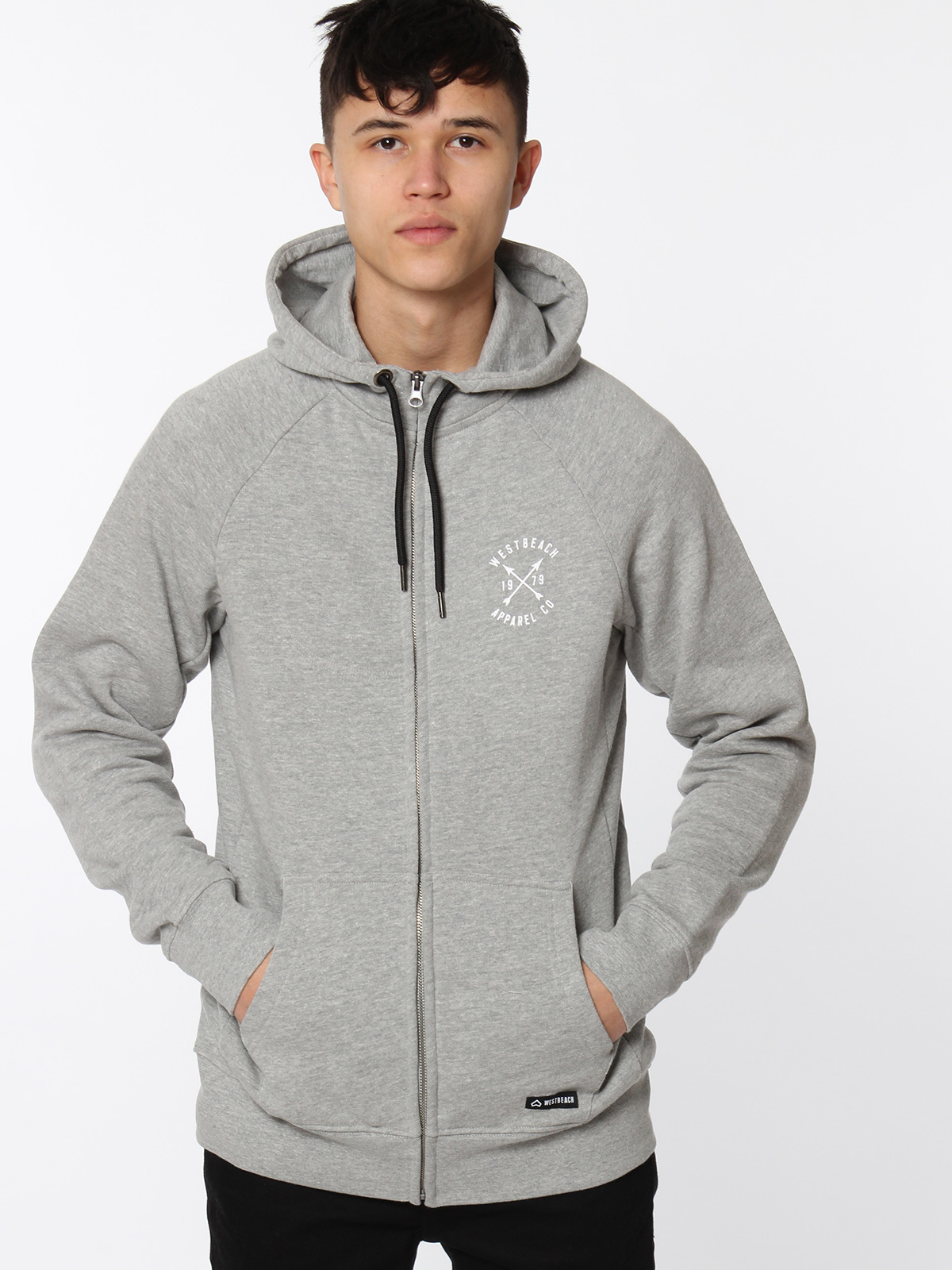 Arches Zip Hoodie -WESTBEACH アパレル-