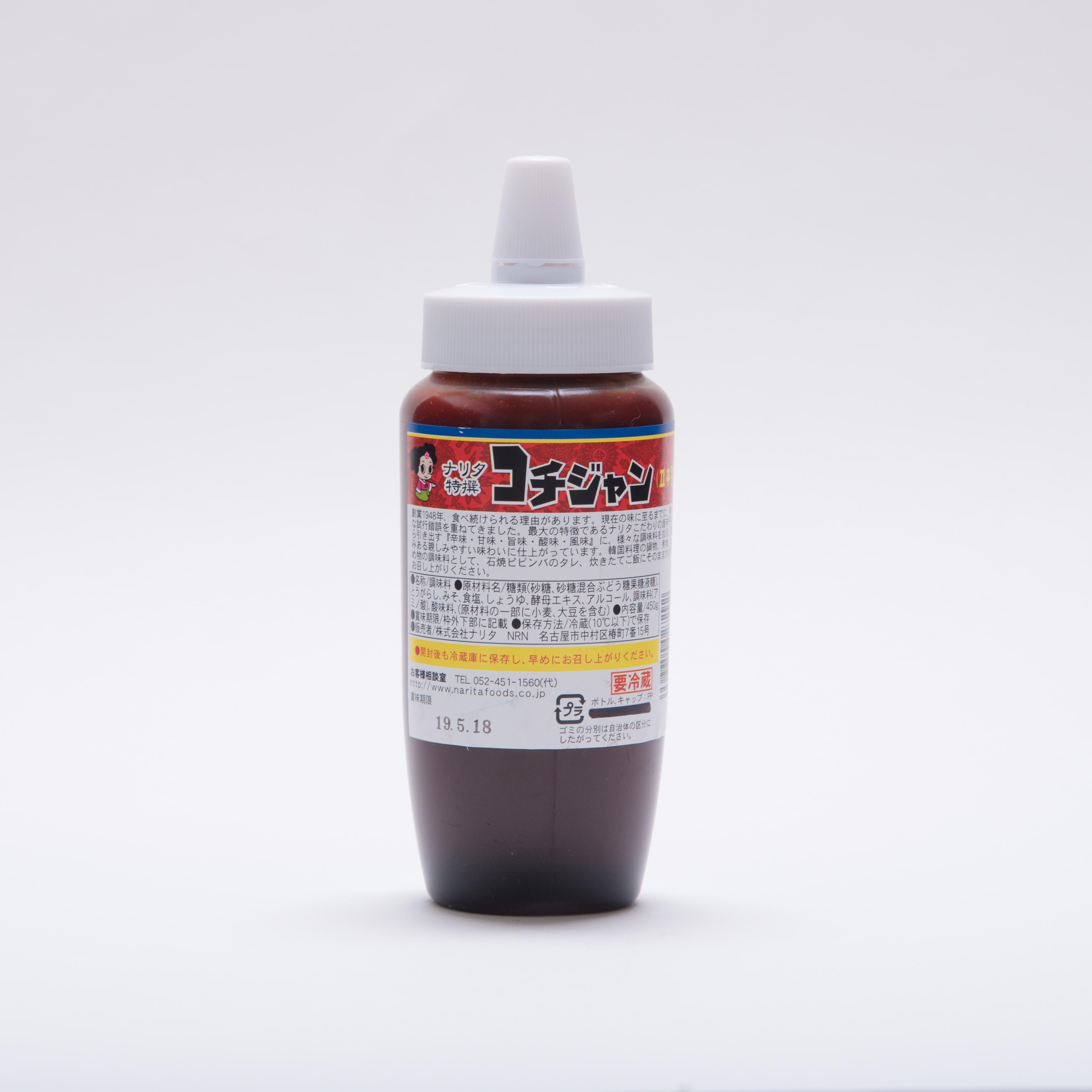 ナリタ特選コチジャン/450g