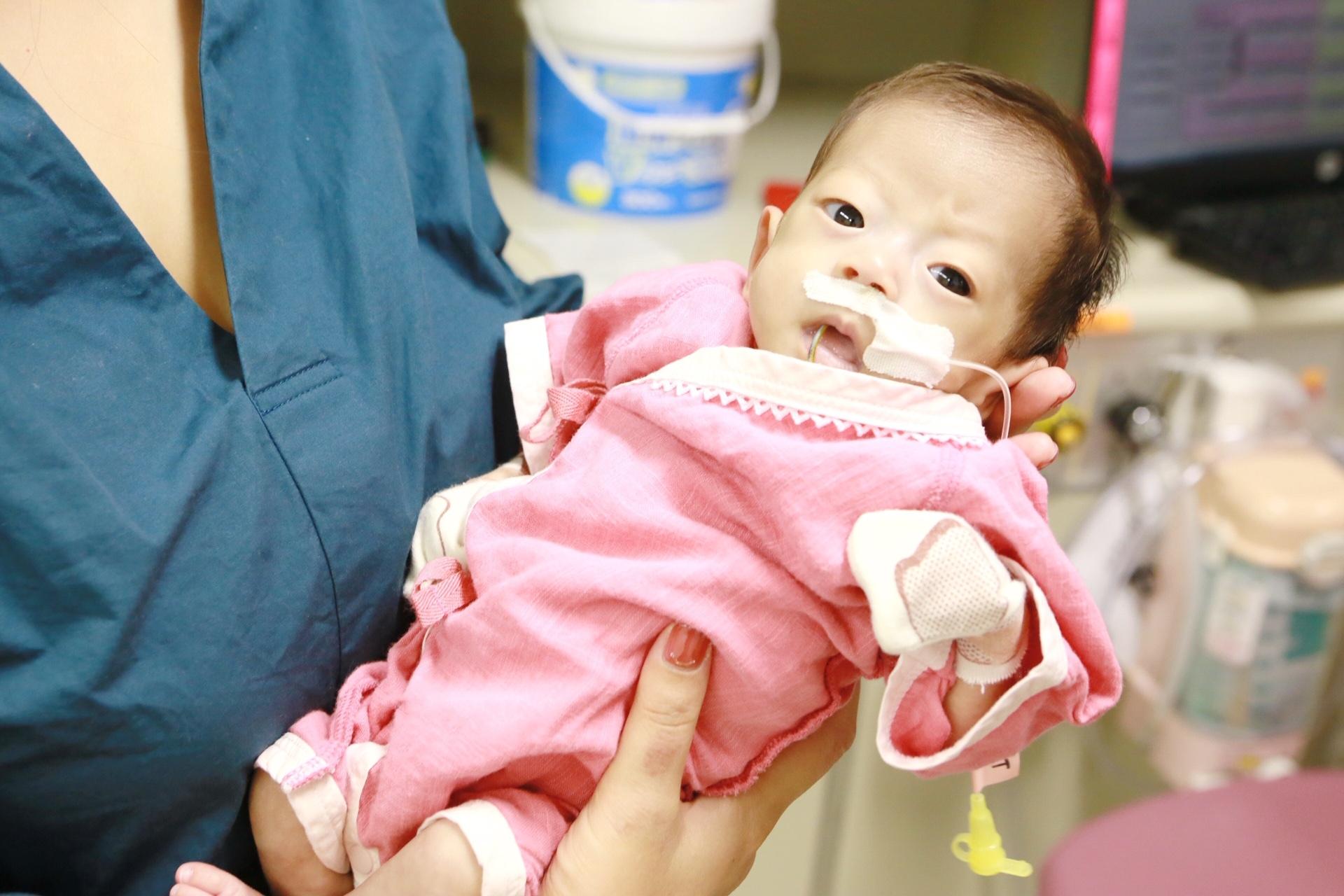 15cc2f8e02869 ベビーコンビ肌着 未熟児 プリミーサイズ ピンク