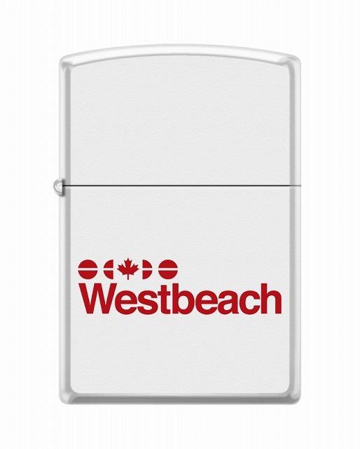 Westbeach ZIPPO - WHITE