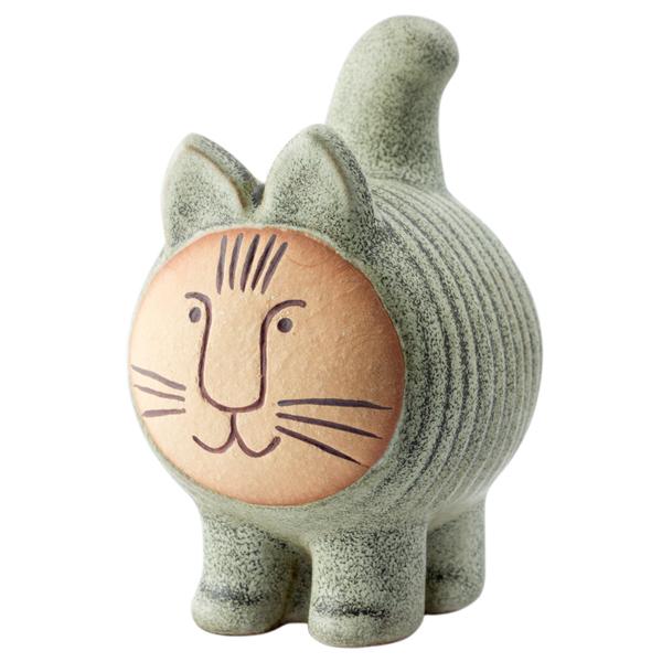 Lisa Larson Dieci Cat グレー