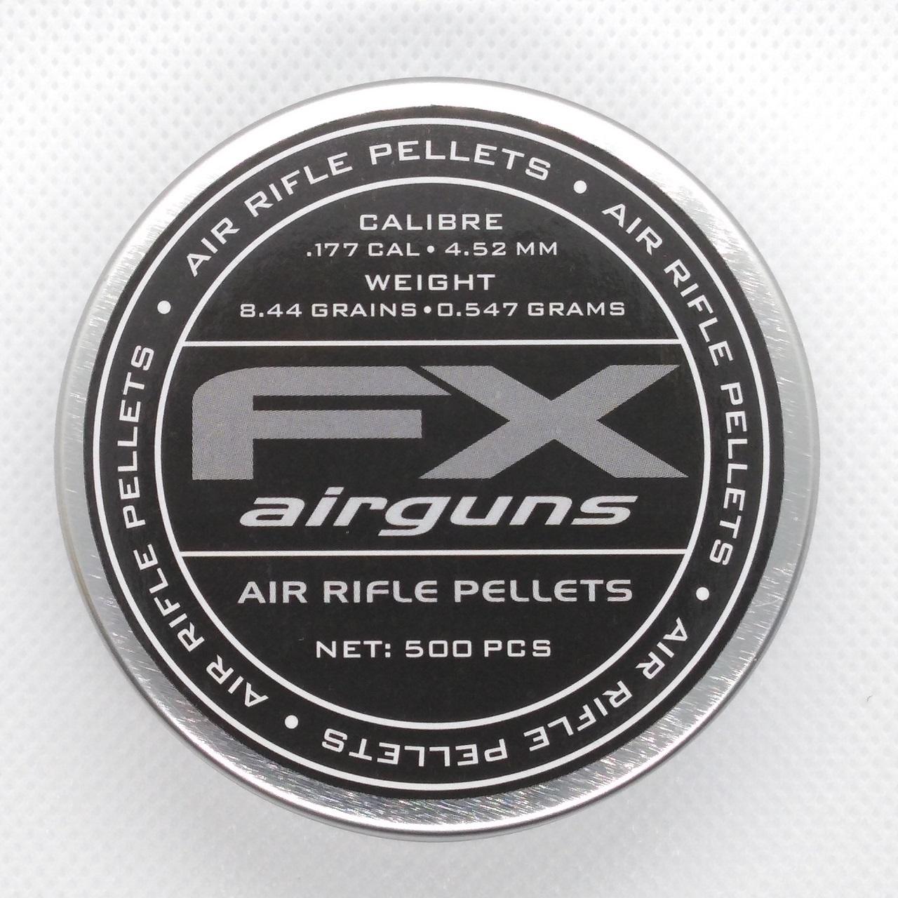 FXプレミアムペレット 4.5mm