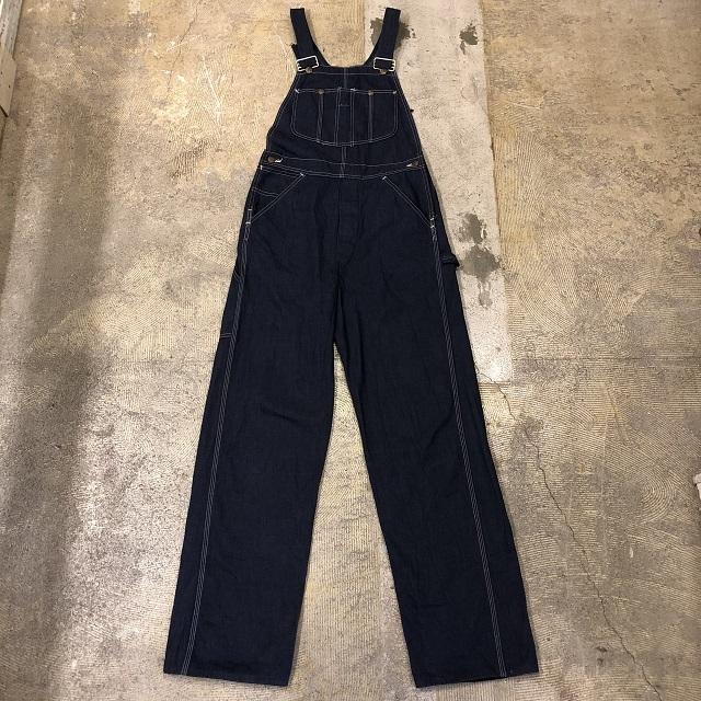 Sears Indigo Overall
