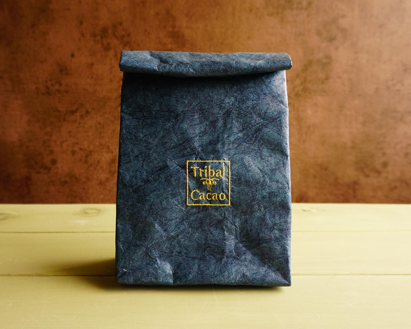 トライバルカカオ オリジナル保冷バッグ