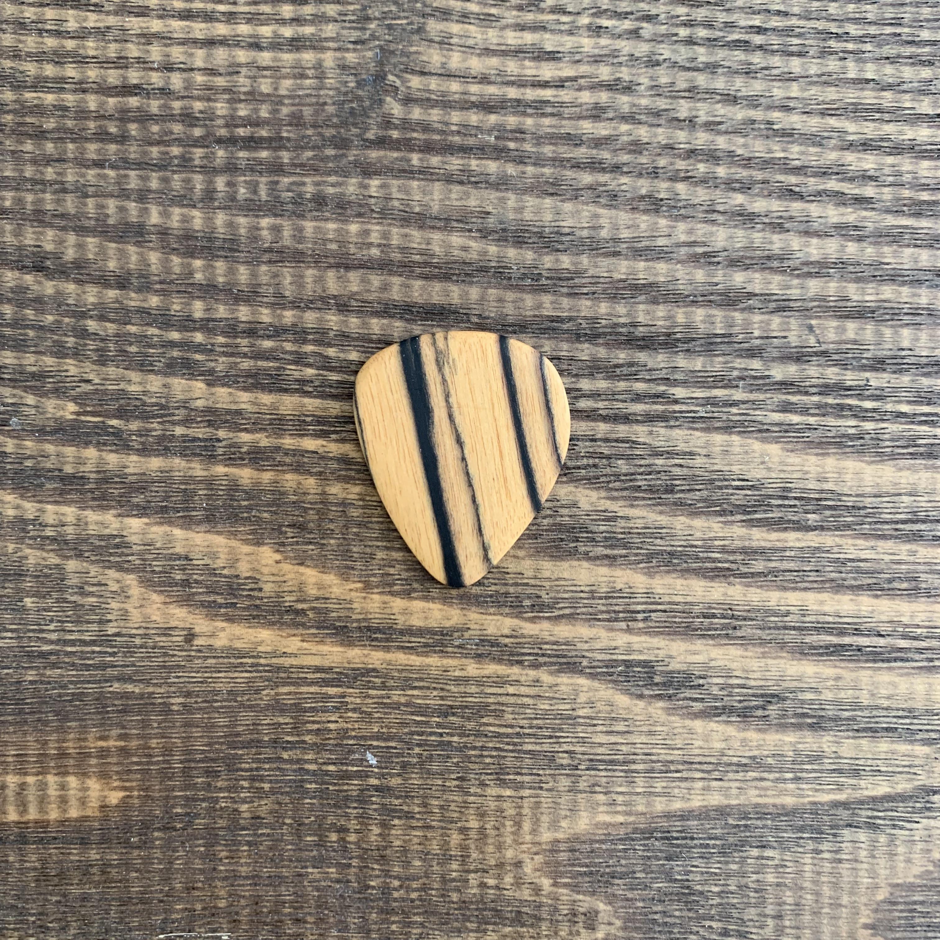 木のピック ペールムーンエボニー