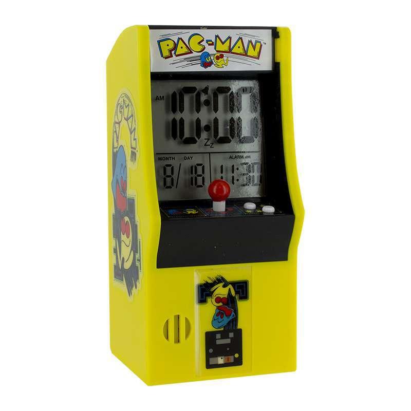 PAC MAN Arcade Alarm Clock(パックマン 目覚まし時計) / Paladone