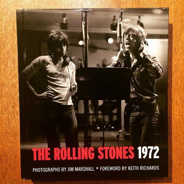 写真集「The Rolling Stones 1972/Jim Marshall」 - 画像1