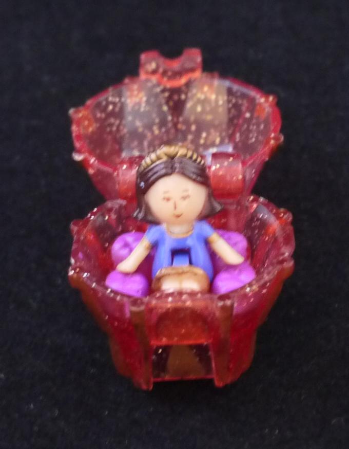 ピクシーローズドリームリング 1993年 完品