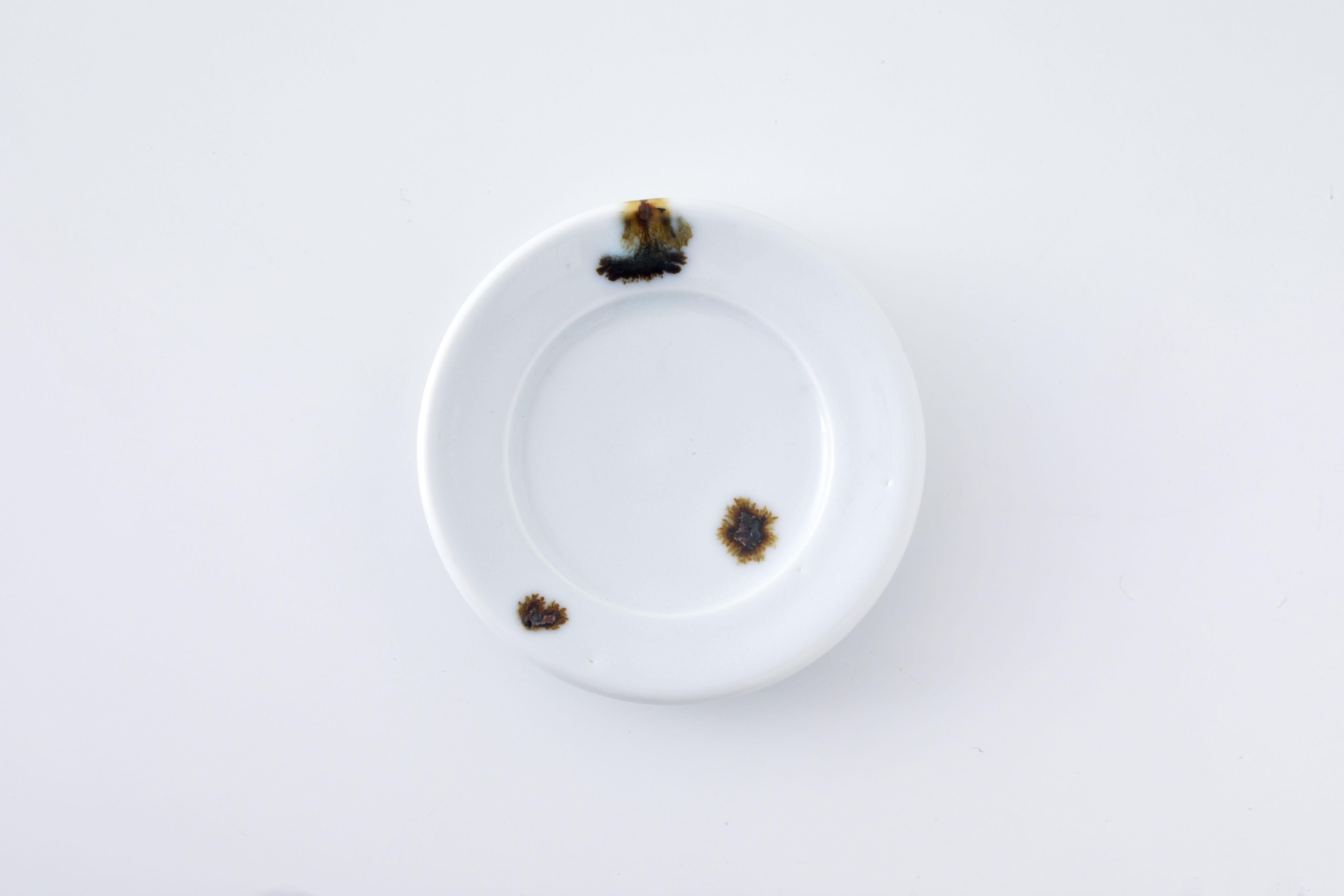 リム豆皿:01 / 人見 和樹