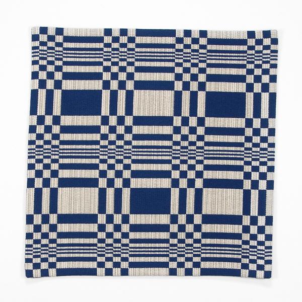 JOHANNA GULLICHSEN Puzzle Mat 3 Doris Blue
