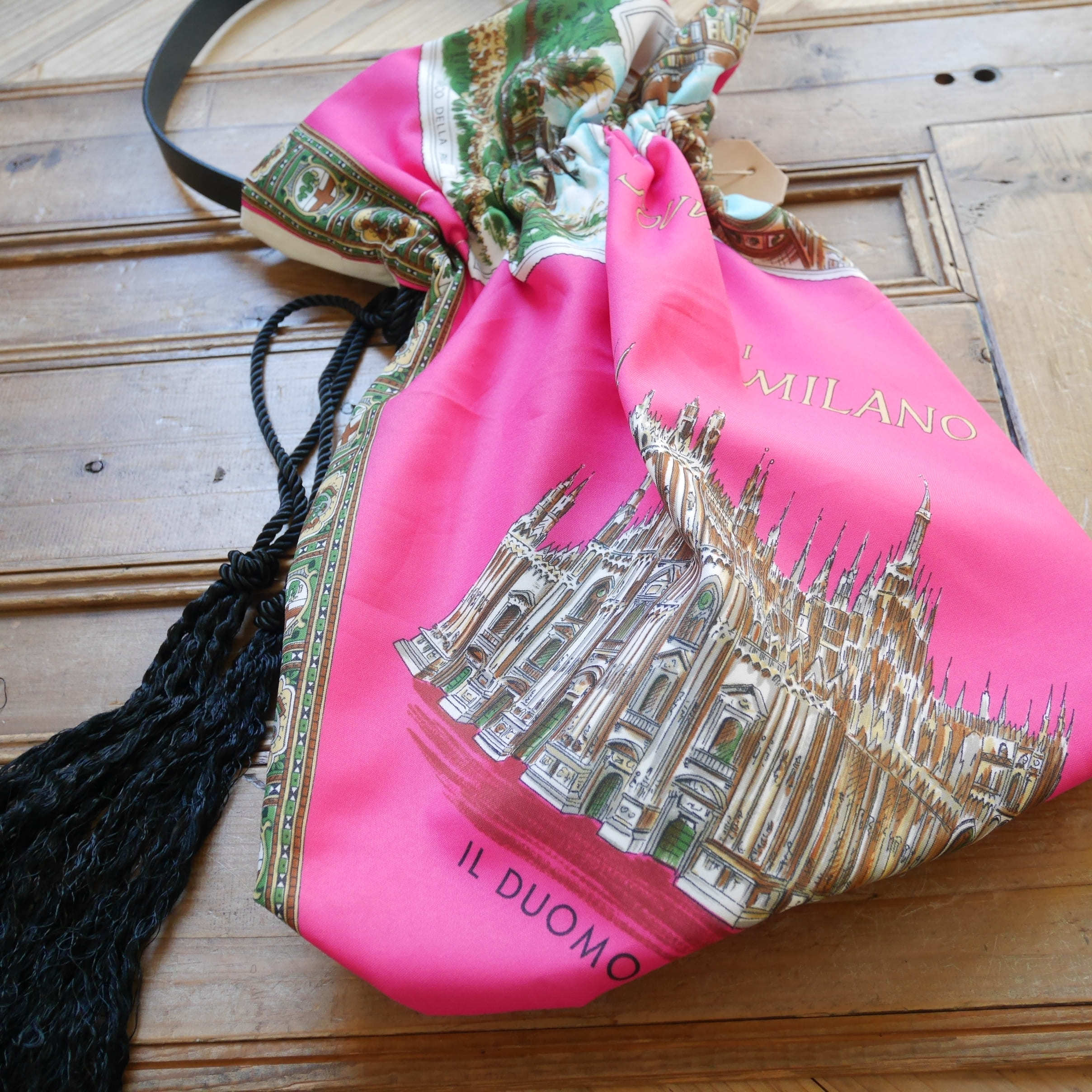 Souvenir-Purse Bag/PINK