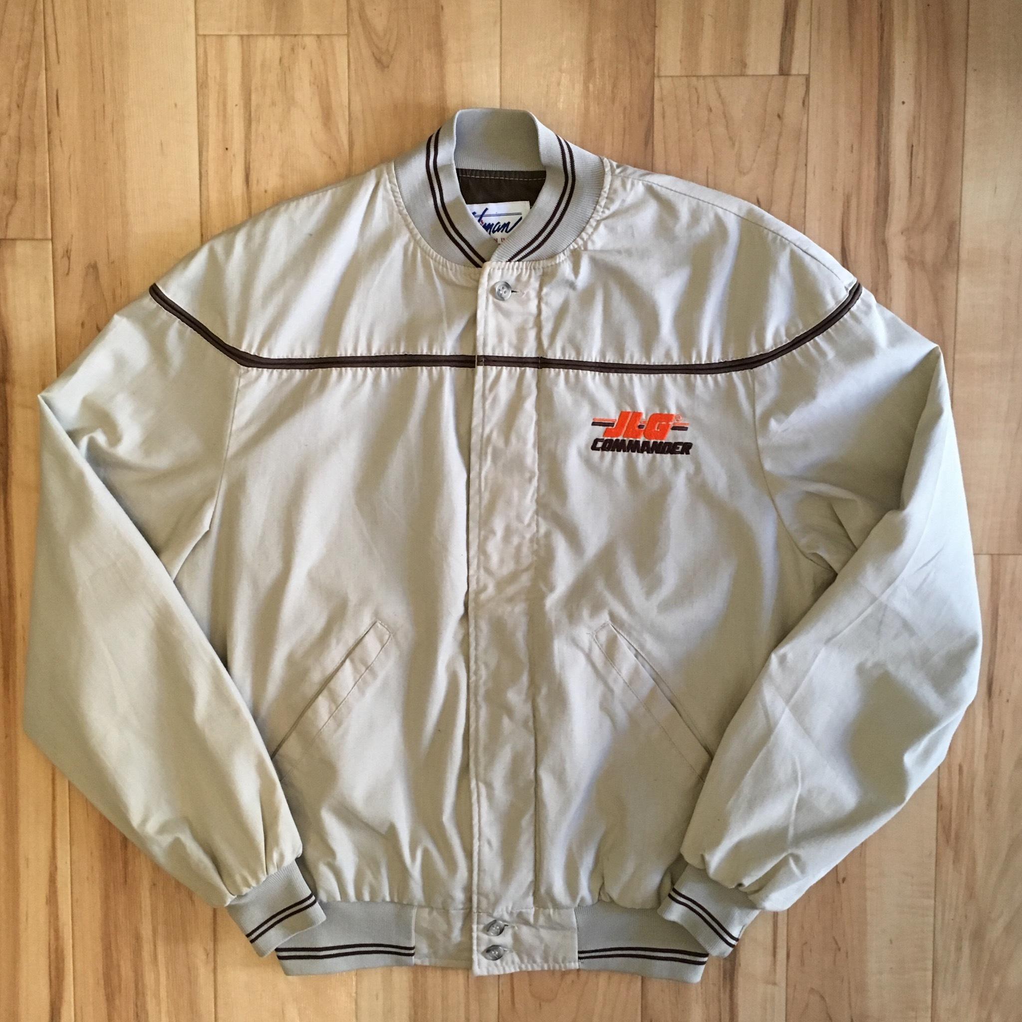 JLG Cup Shoulder Jacket