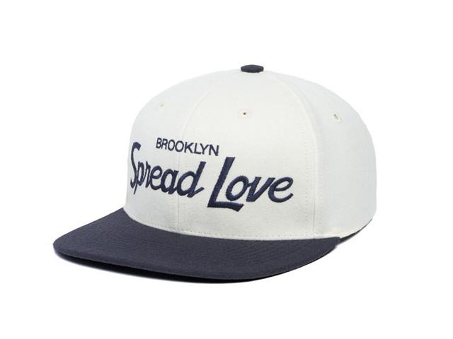 HOOD HAT|Spread Love Two Tone