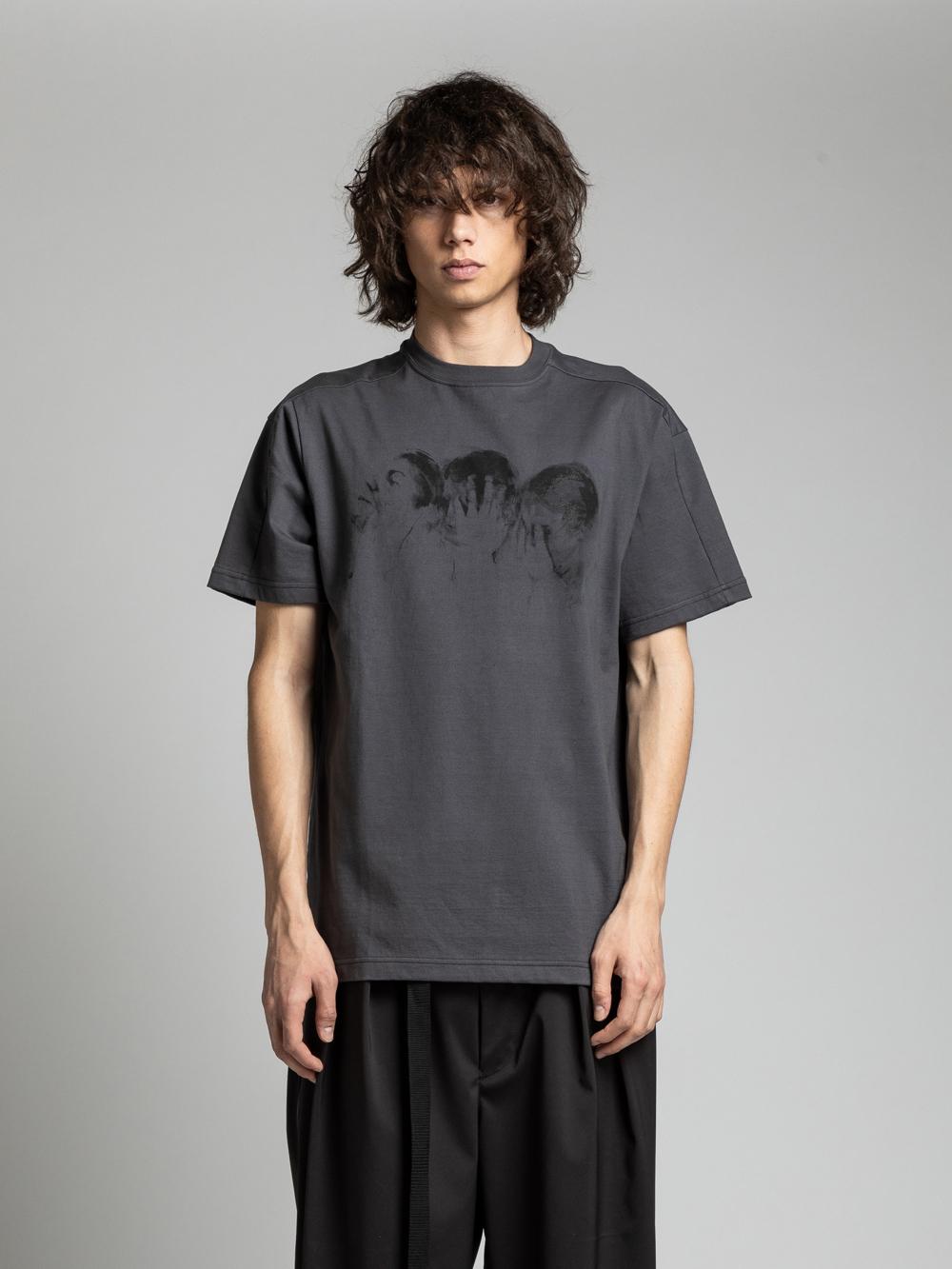 VI-PM-013-01 / PATRICIA MARCH コラボレーション プリント 半袖Tシャツ