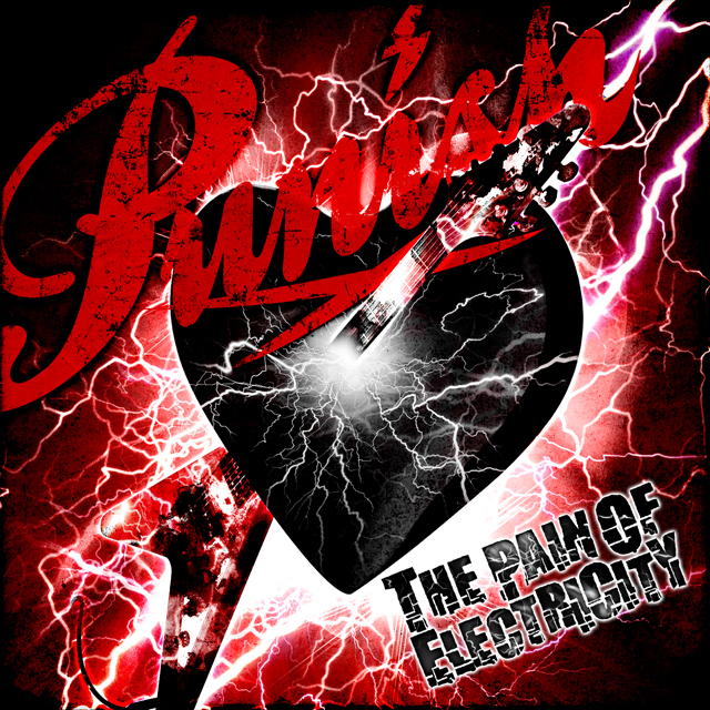 完売御礼☆CD:『THE PAIN OF ELECTRICITY』Punish - 画像1