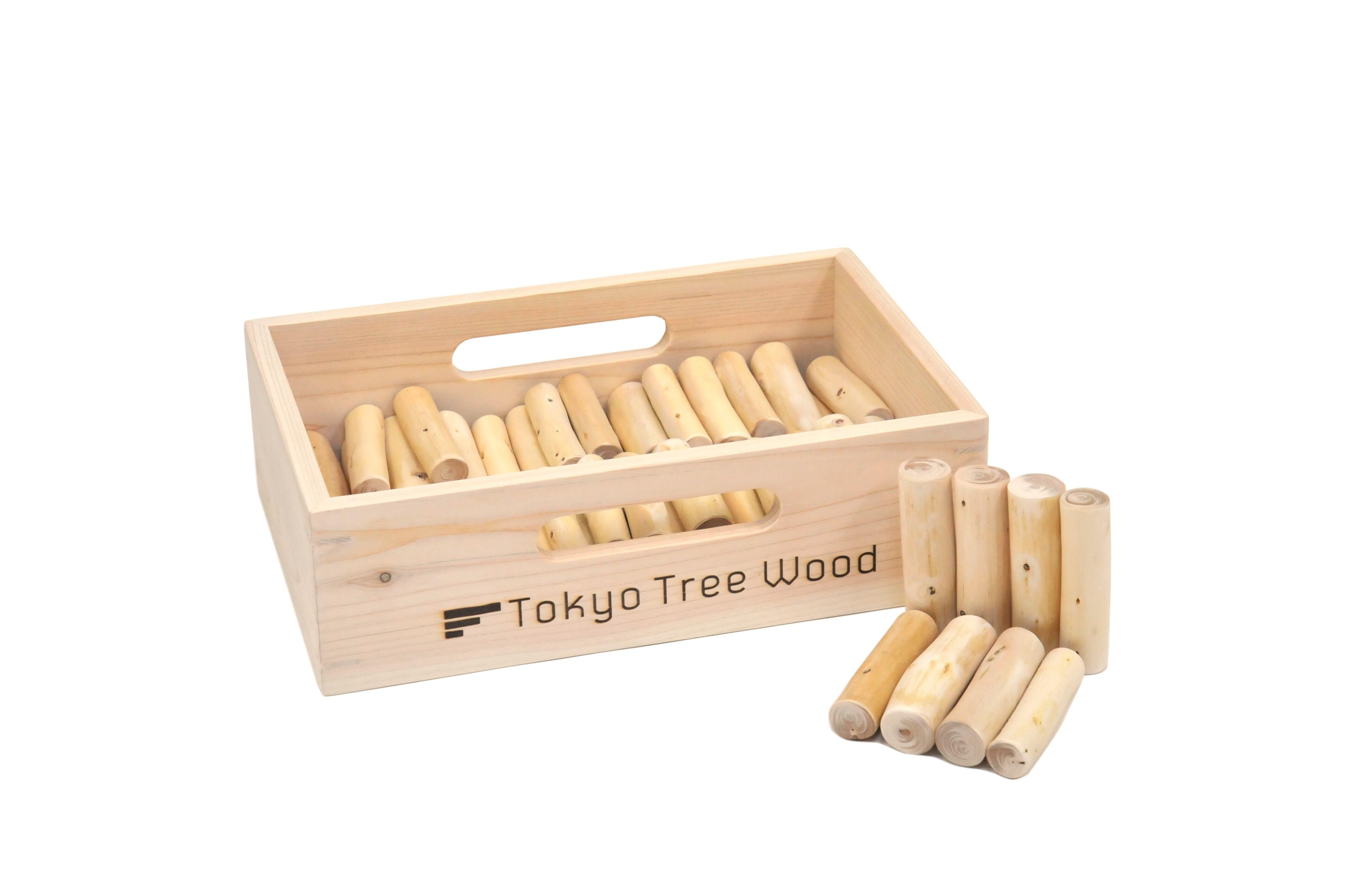 Tokyo Tree Wood ウチエダ三寸