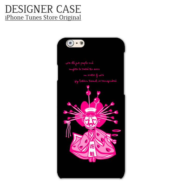 iPhone6 Hard case [DESIGN CONTEST2015 017]