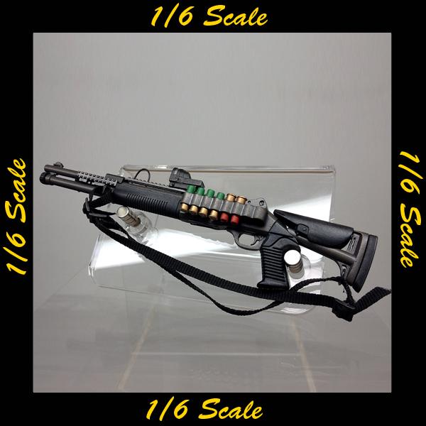 【00937】 1/6 ホットトイズ ベネリ M4 スーパー90