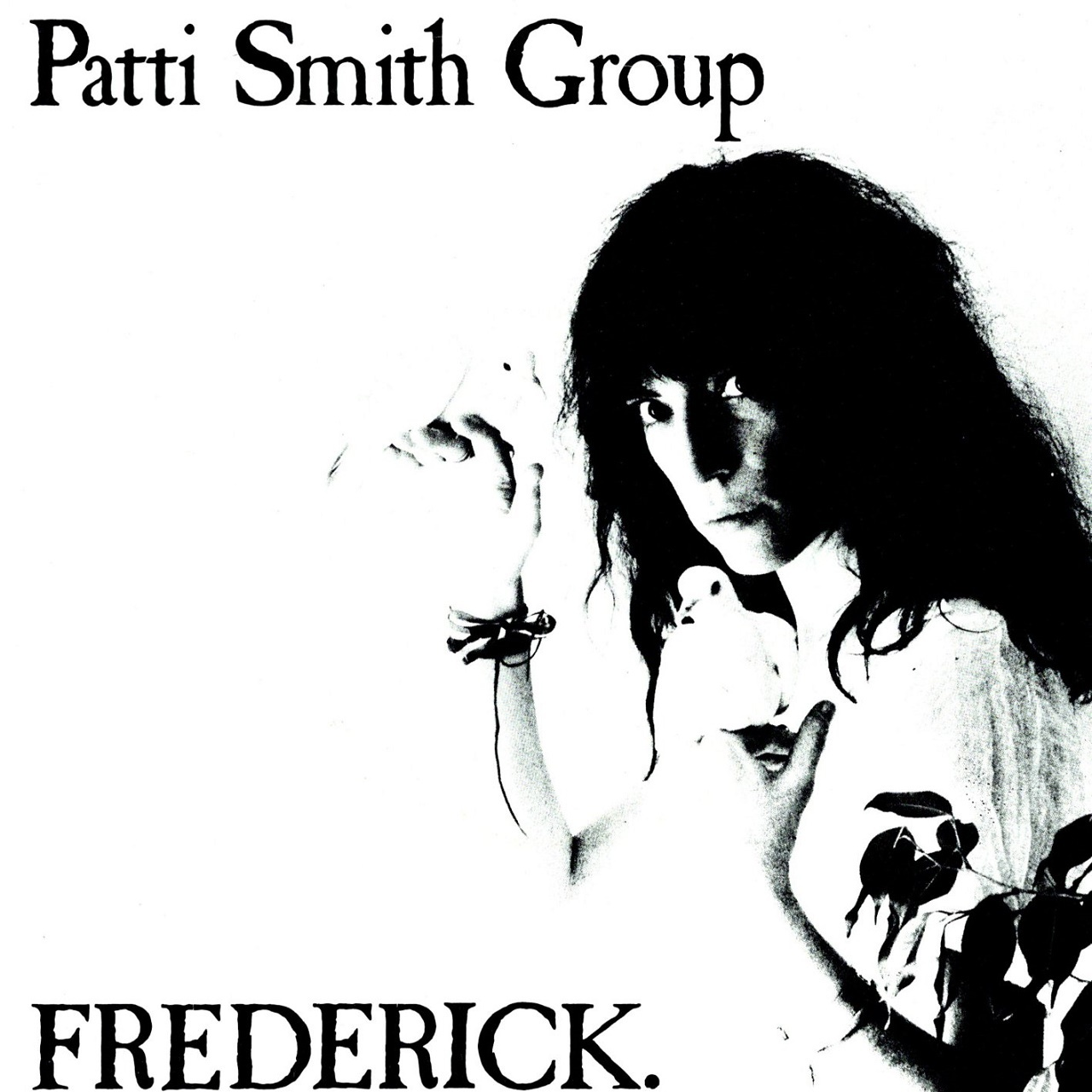 【7inch・英盤】Patti Smith Group  /  Frederick