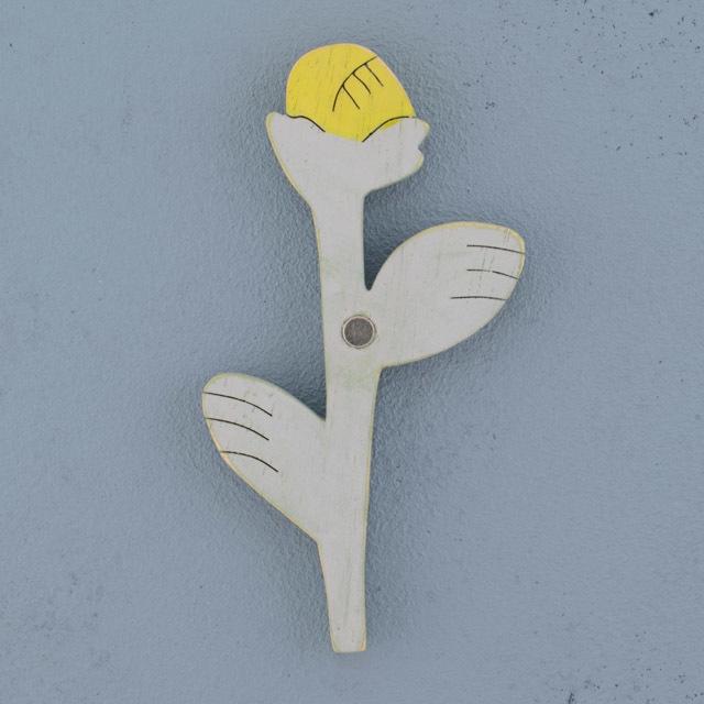 マグネット|flower_P