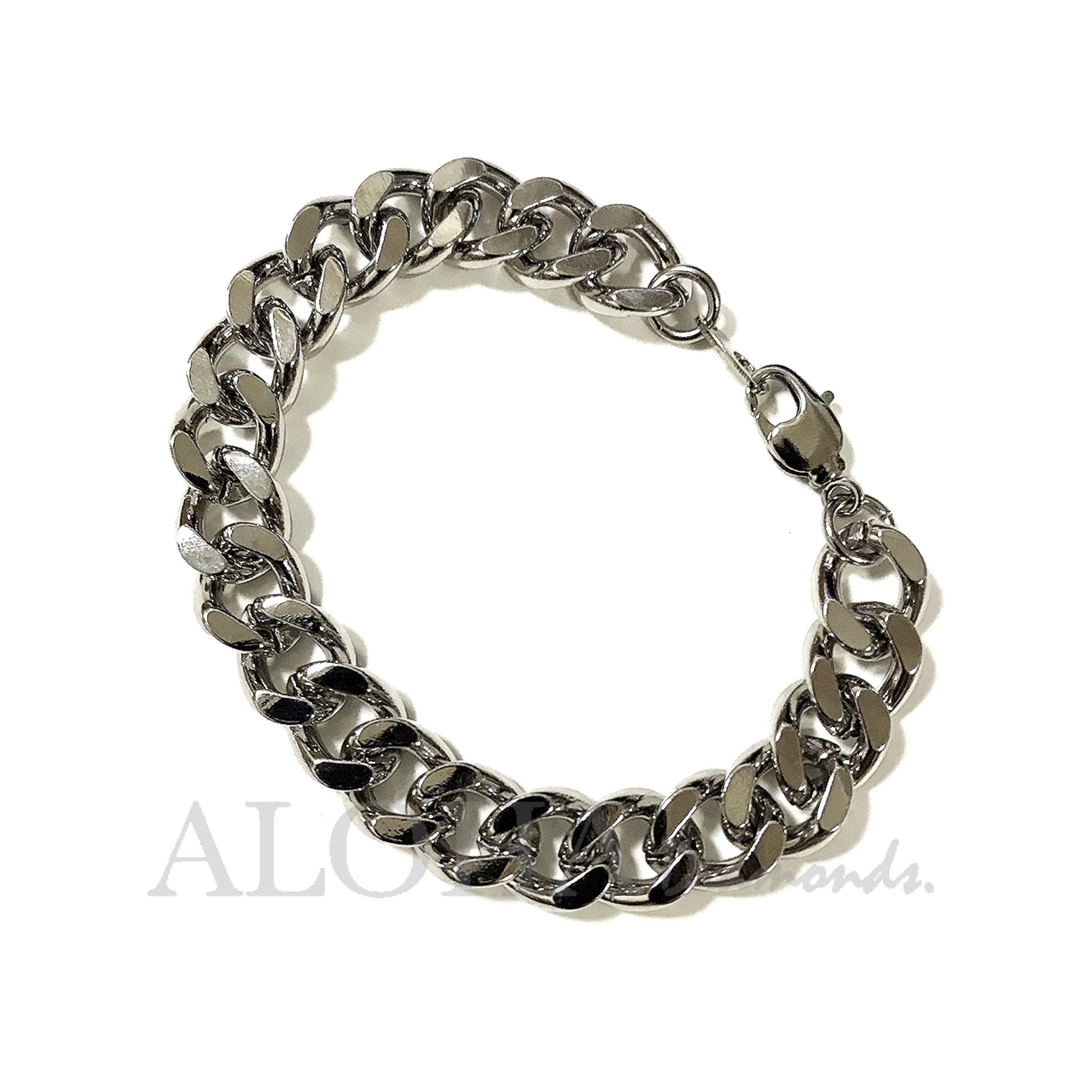 ✴︎✴︎✴︎The chain - No.1✴︎✴︎✴︎シルバー/ブレスレット(ブレスレット単品)