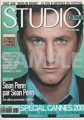 6008 STUDIO(フランス版)167・2001年5月・雑誌