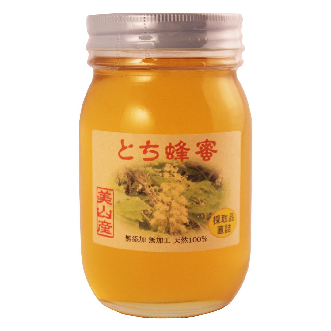 美山産とち蜂蜜
